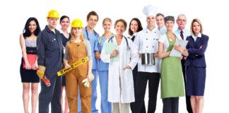 პროფესიების აღწერა